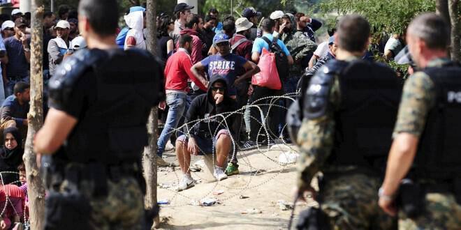 ΕΕ: Τρίμηνη διορία στην Ελλάδα για έλεγχο των συνόρων