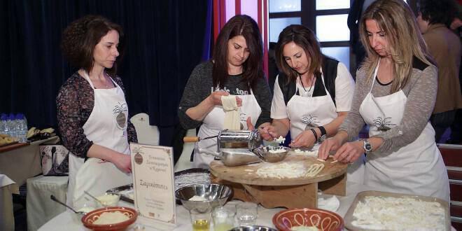 Την Κυριακή το 4ο Φεστιβάλ Κρητικής Κουζίνας