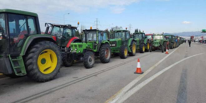 Οι αγρότες καλούν σε μπλόκα ενόψει της Διεθνούς Έκθεσης Θεσσαλονικής