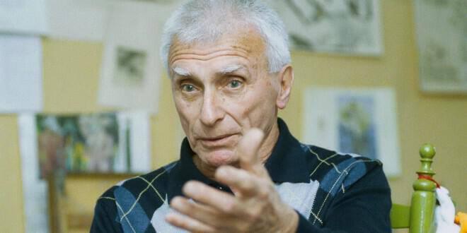 Πέθανε ο ζωγράφος Παναγιώτης Τέτσης