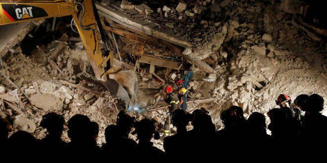 Ξεπέρασαν τους 240 οι νεκροί από τον σεισμό στην Ιταλία