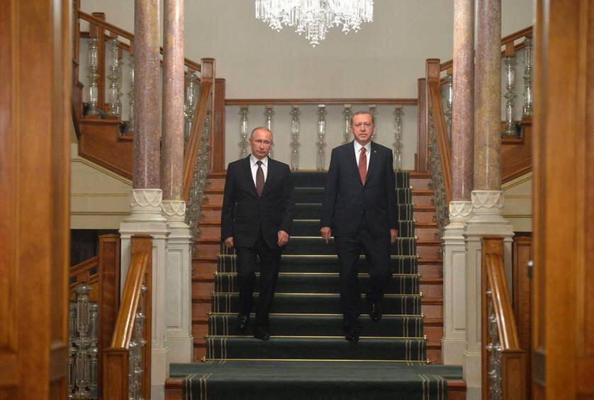 TURKEY RUSSIA DIPLOMACY