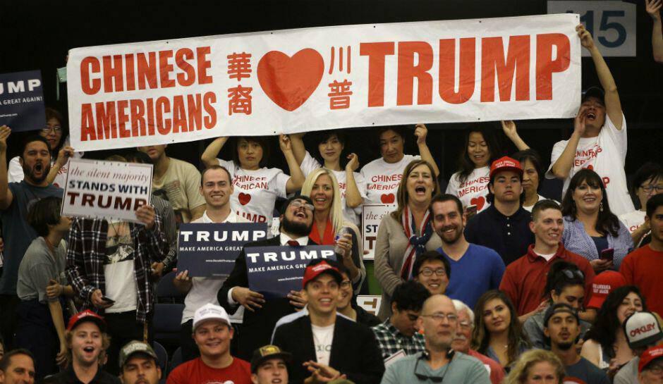 chinese-love-trump